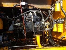Montaż silnika w trakcie u klienta