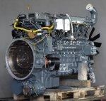 Motorüberholung des Liebherr D936