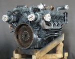 Motorüberholung der Liebherr D 9408 TI-E A4